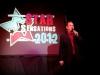 Chrissyferkin hosting the Star Sensations Finals
